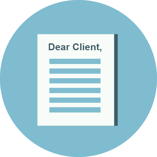 Writing for Clients